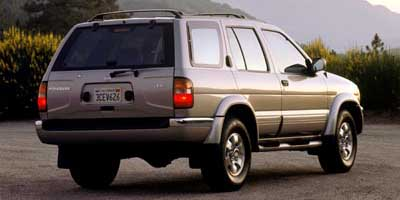 1999 Nissan Pathfinder Page 1 Review The Car Connection