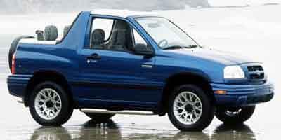 2002 Suzuki Vitara Pictures Photos Gallery Motorauthority