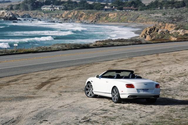 2016 Bentley Continental GT Convertible by Manuel Carrillo III