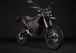 2014 Zero FX electric motorcycle