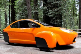 Elio Motors 84 mpg 3-wheeler [Image: Elio Motors]