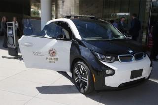 LAPD BMW i3
