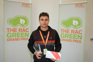 2011 RAC Green Grand Prix Winner Scott Penny