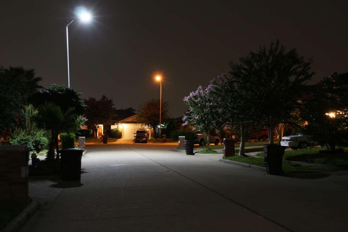 white led streetlights
