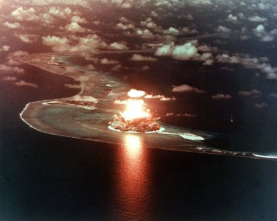 Bikini Islanders Still Deal with Fallout of US Nuclear Tests