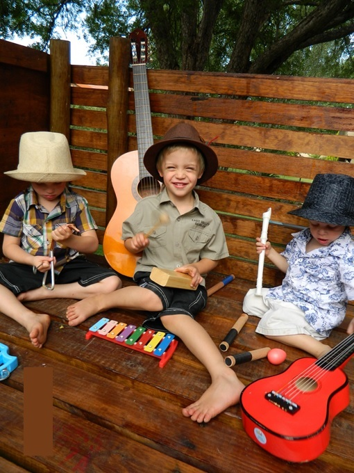 How music-inspired free play can nurture creative young minds