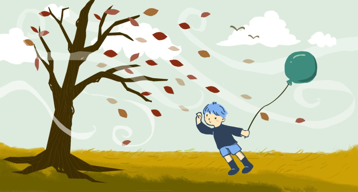 Curious Kids: What causes windy weather?