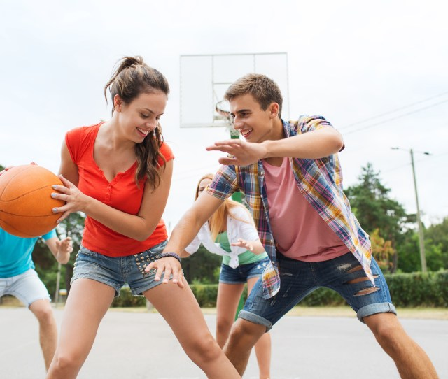 Six Ways To Get Teenagers More Active Suggested By The Teens Themselves