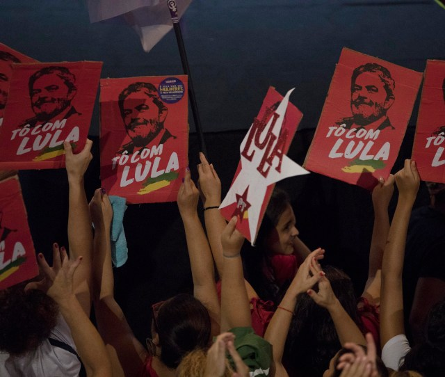 With Over A Dozen Candidates And An Incarcerated Front Runner Brazils 2018 Presidential Election Has Political Analysts Shrugging Their Shoulders