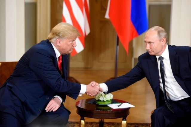 How Vladimir Putin outfoxed Donald Trump at Helsinki before their ...