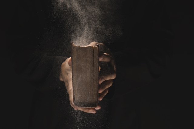 What was the first Bible like?