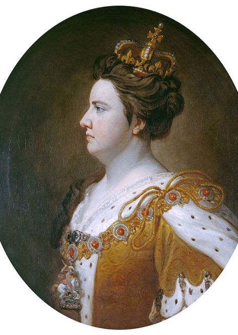 Queen Anne wasn't without flaws, but she left a bold stamp on history. Royal Collection