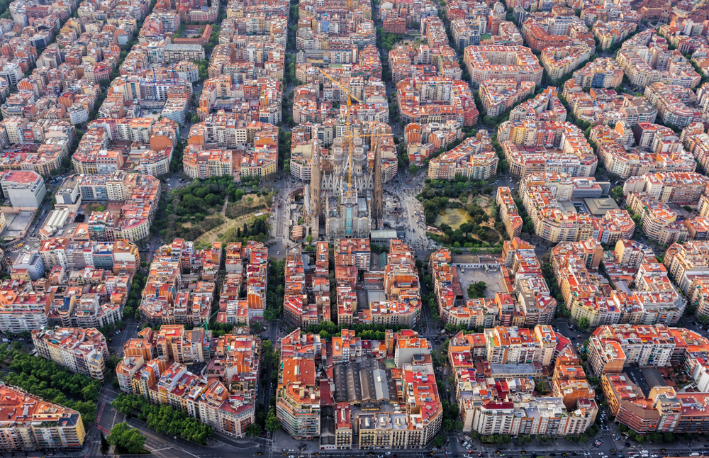 London to be as hot as Barcelona by 2050?