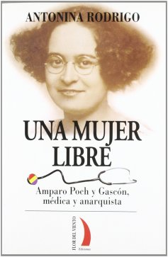 """Portada libro """"Una mujer libre"""""""