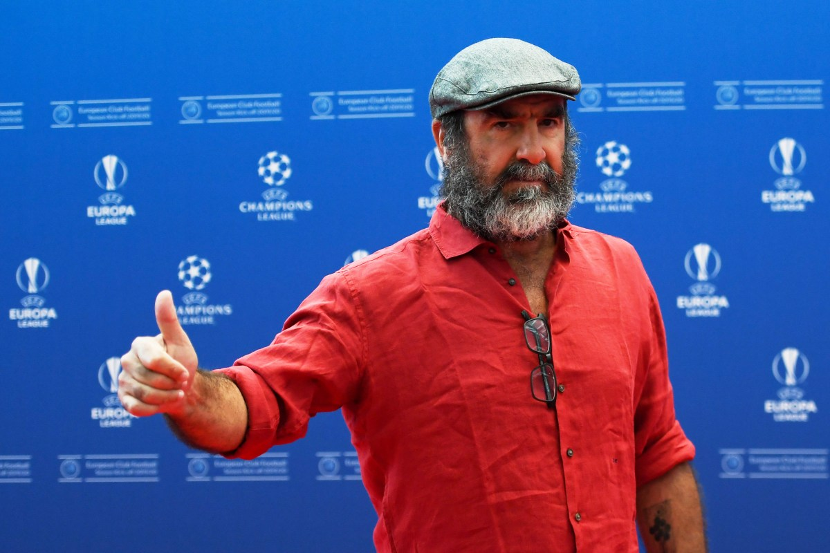 Watch eric cantona's bonkers speech as man utd legend quotes shakespeare's king lear during champions league draw. Eric Cantona S Science Will Make Us Eternal Speech Was Funny But He Has A Point