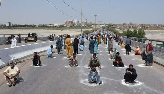 Coronavirus: how Pakistan is using technology to disperse cash to ...