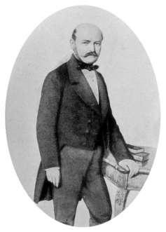 Ignaz Philip Semmelweis (1818-1865)