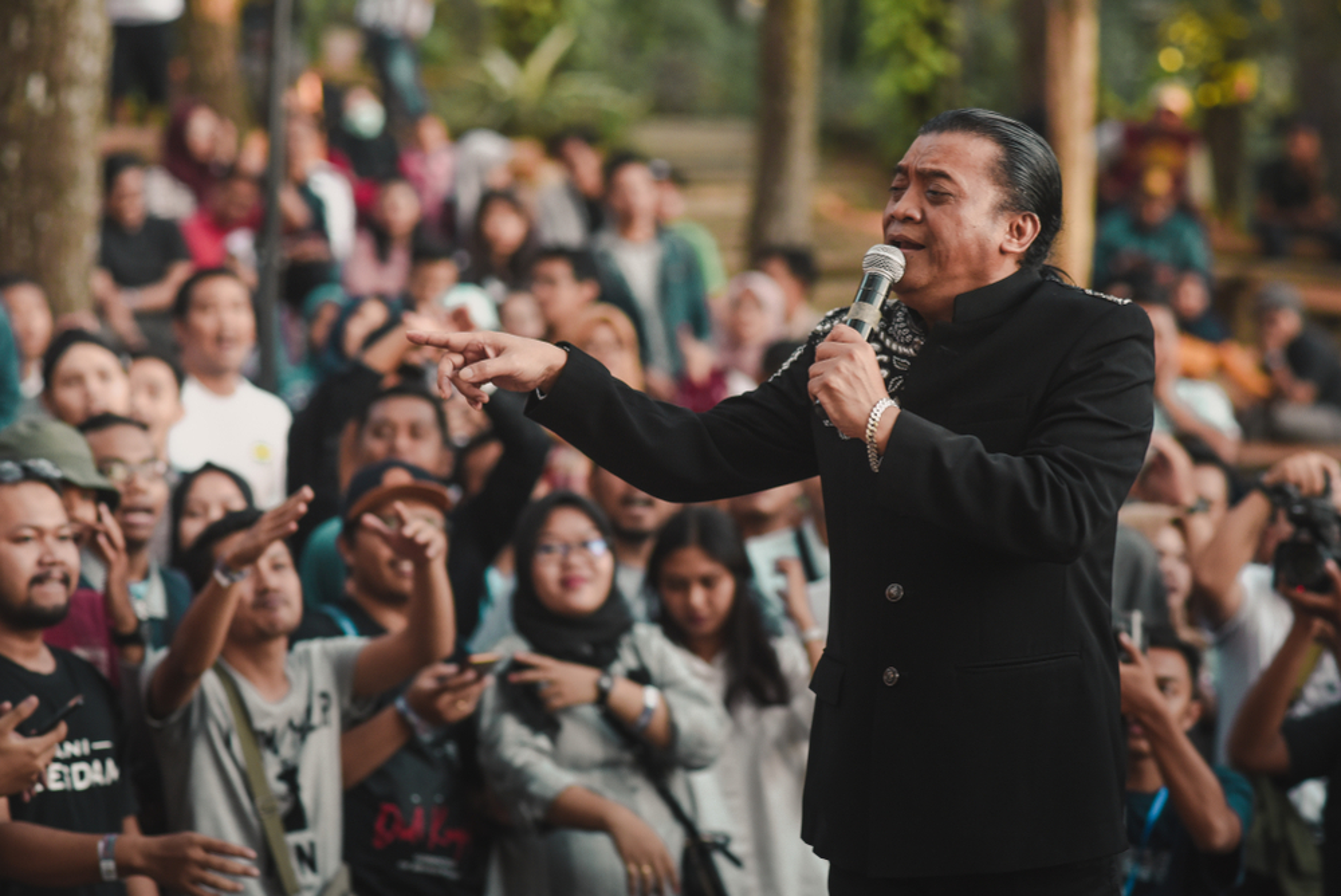 Sukses Konser Amal Virtual Didi Kempot Patah Hati Sebagai Modal