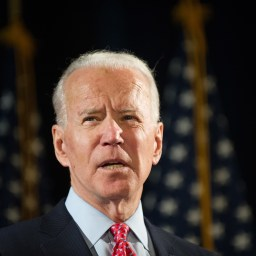 Third time's the charm for Joe Biden: now he has an election to ...