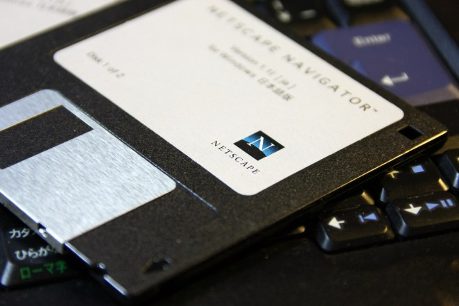 Netscape Navigator Version 1.11