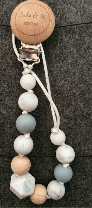 Bubs & Me Boutique recalled this dummy chain on October 26 2020
