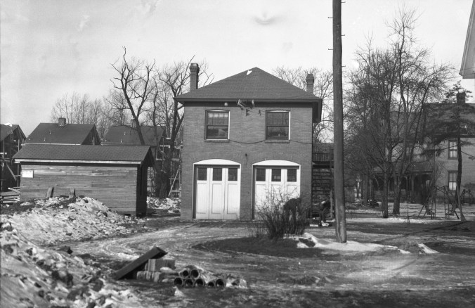 A two-door garage near Pittsburgh was home to the first broadcast radio station.