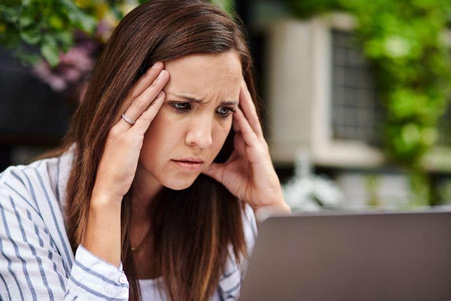 Incluso antes de COVID-19, las redes sociales eran una fuente importante de estrés.