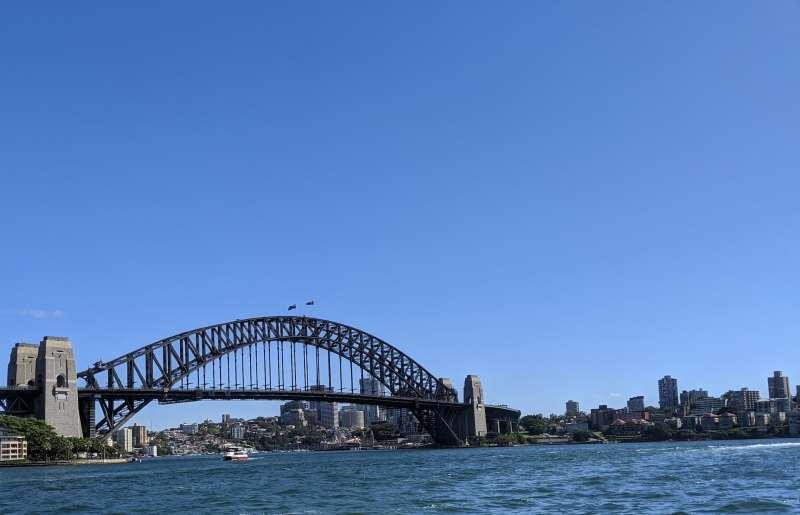 Picture of Sydney Harbour Bridge, Australia.