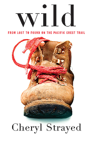 Book cover: Wild (a hiking boot)