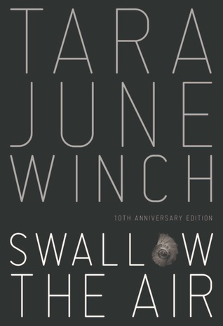 Book cover: Swallow the Air