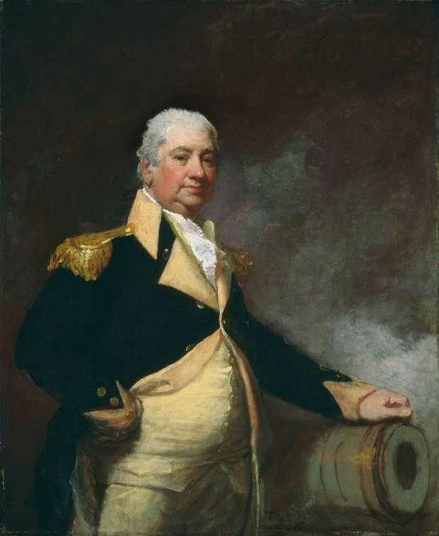 Henry Knox, the first U.S. secretary of war