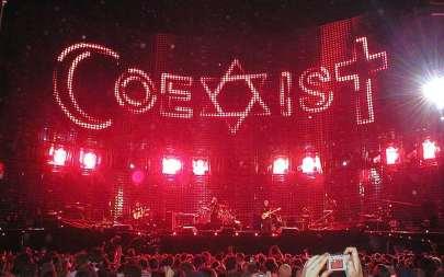 Concert de U2 (Vertigo Tour), le 22 septembre 2009.