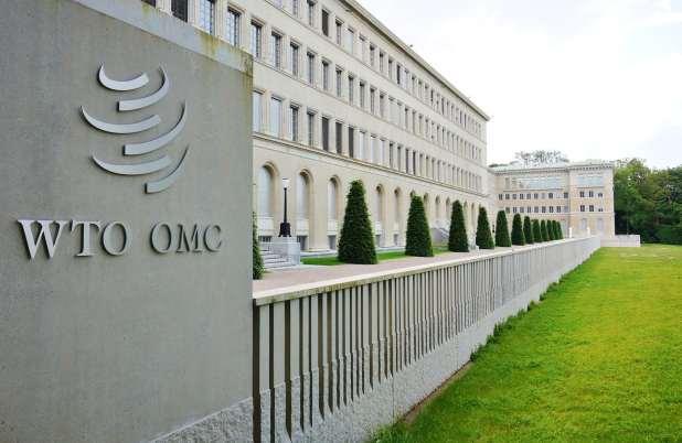 World Trade Organisation headquarters building