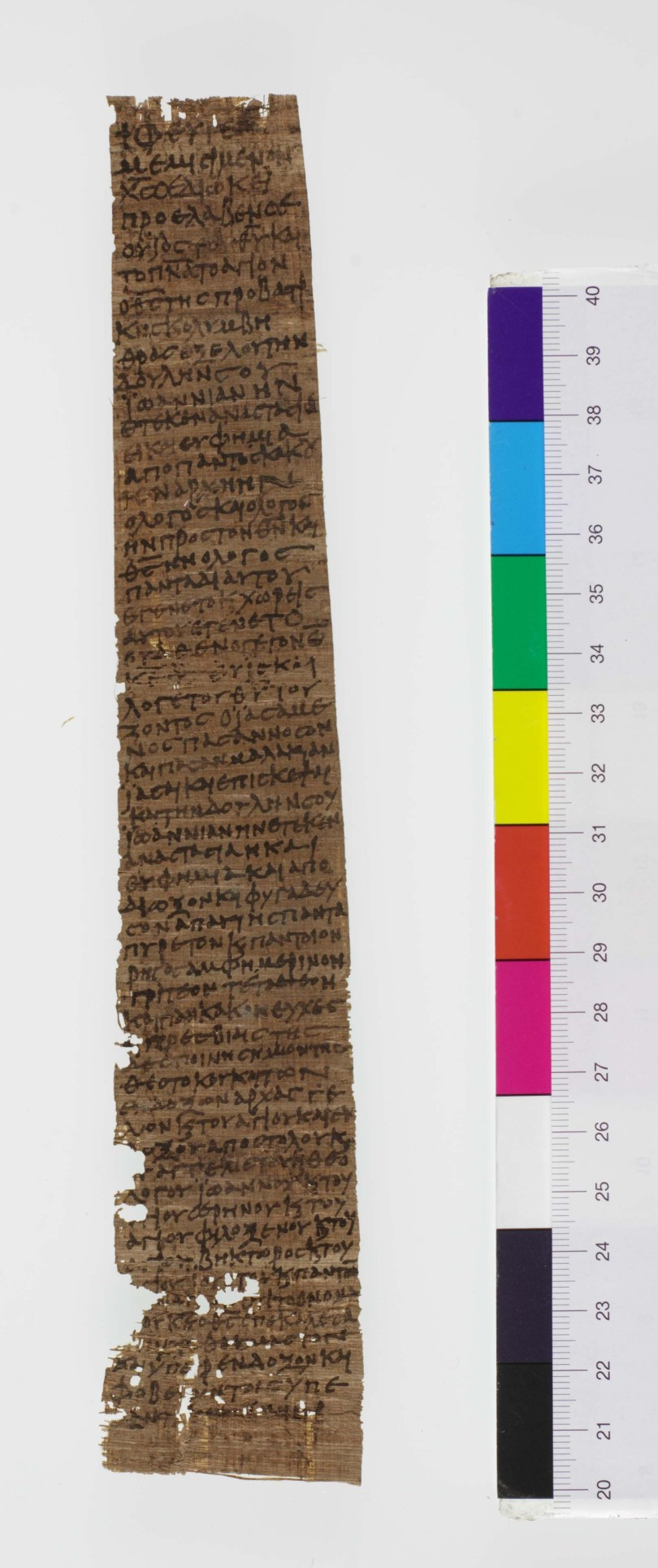 Image of ancient papyrus.