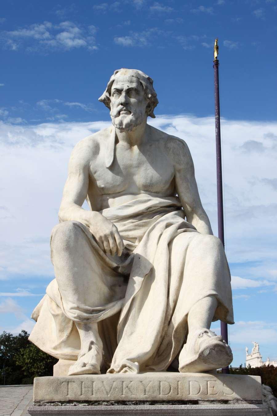Estatua de Tucídides
