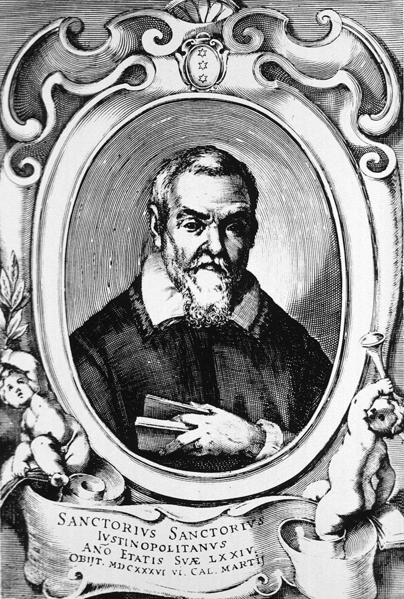 Ritratto storico in bianco e nero di un uomo barbuto.