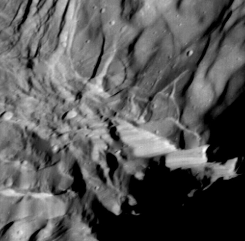 Images of Verona Rupes.