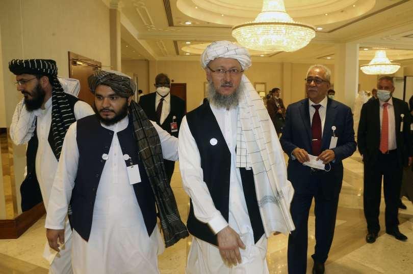 The deputy head of the Taliban Political Office.