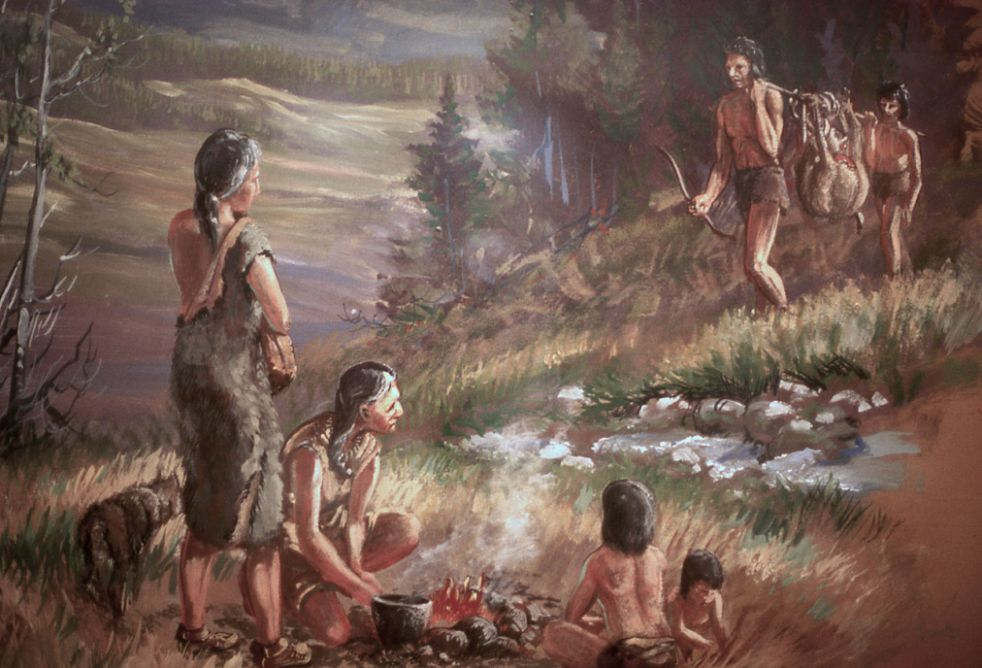 How The Diets Of Early Humans Explain Our Eating Habits