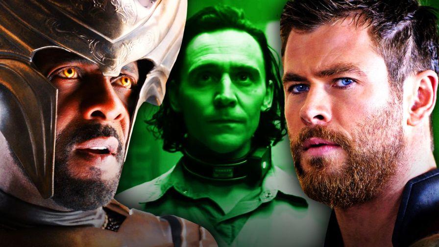 Heimdall Thor Loki
