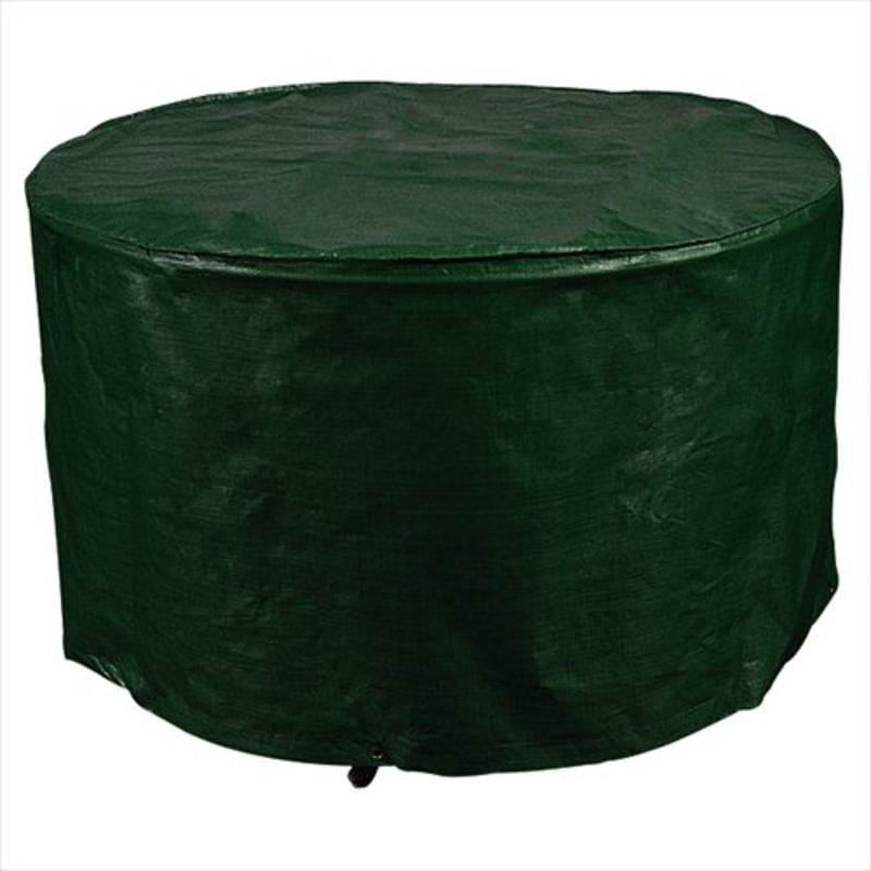 Round Bosmere Patio Set Cover The Garden Factory