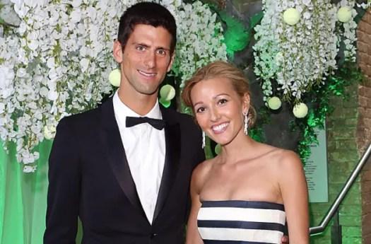 Novak Djokovic and Jelena Ristic: Engaged! - The Hollywood ...