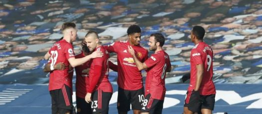 Luke Shaw faces spell on the sidelines after Everton win