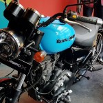 New Royal Enfield Bike Spotted Testing Could This Be The 250cc Version