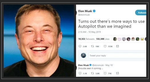 Tesla Autopilot Sex Act: Elon Musk Courts Controversy with ...