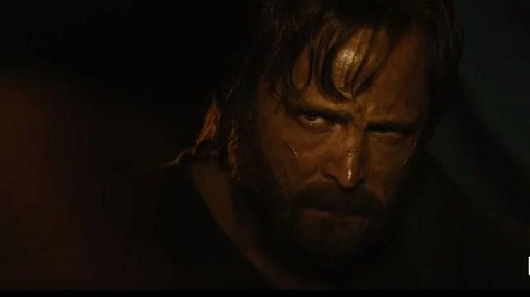 Netflix El Camino Breaking Bad Movie: In El Camino Breaking Bad Movie  Trailer Jesse Pinkman Escapes Captivity.