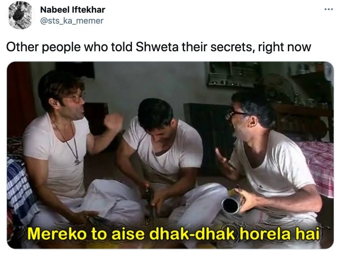 'Shweta Memes' Flood the Internet, Here's How It All Started