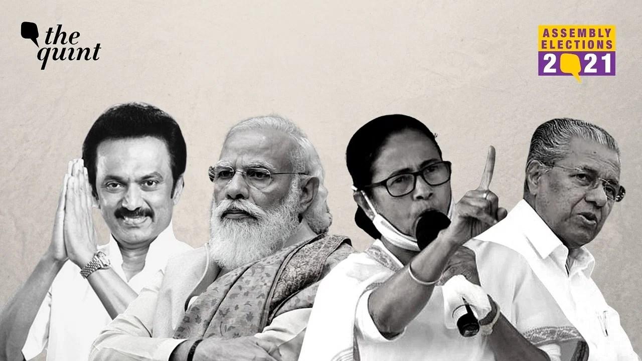Exit Polls: TMC, LDF Set to Return, DMK to Win TN, NDA Grabs Assam