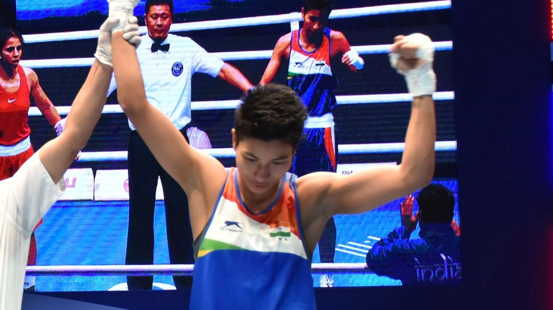 Boxer Lovlina Borgohain Assured a Medal at Tokyo Olympics! Faces World Number One on 4 August