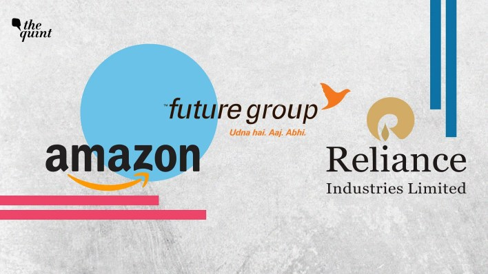 amazon-future case: future group moves sc challenging verdict over reliance deal